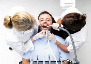 XO CARE Dentalgeräte im Einsatz
