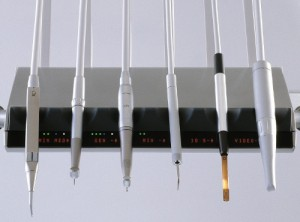 Automatische Konfiguration der Behandlungseinheit