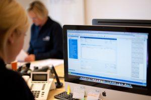 Büro der Greisen Produkt Service GmbH