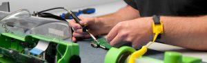 Reparatur von medizinisch-technischen Geräten