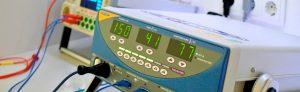 Prüfung und Reparatur von medizinisch-technischen Geräten